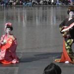 2018桜まつりMIONOYA日本舞踊